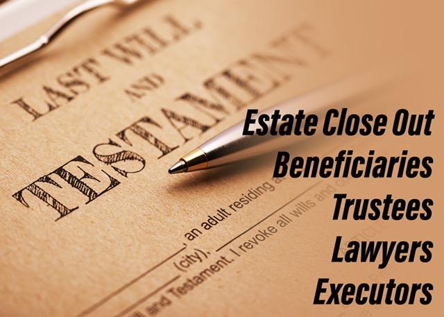 Estate Organizing with Organized Transitions LLC