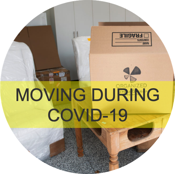 Moving during Covid-19